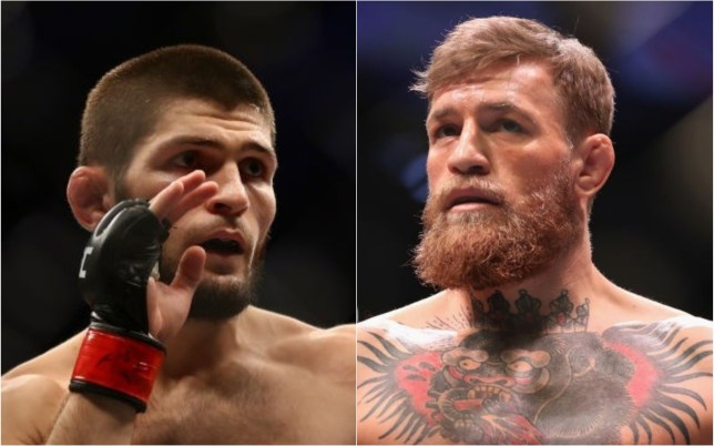 Conor McGregor has challenged Khabib Nurmagomedov to a rematch after UFC 242