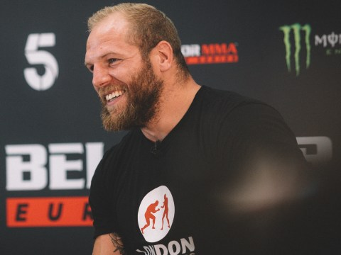 Michael Venom Page on James Haskell: He has the tools to be a real fighter