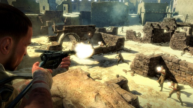 Sniper Elite 3 Ultimate Edition screenshot