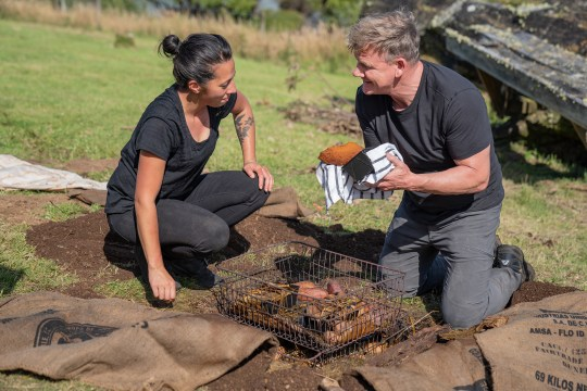 Gordon Ramsay hits back at allegations of ripping off