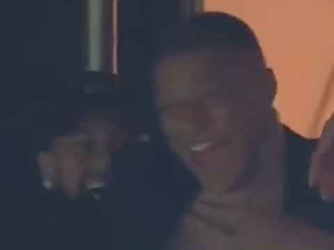 Neymar and Kylian Mbappe spotted laughing at Real Madrid as Paris Saint-Germain seal emphatic win