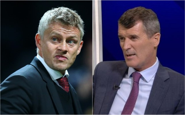 Roy Keane said Ole Gunnar Solskjaer was 'fuming' after Manchester United's defeat to West Ham