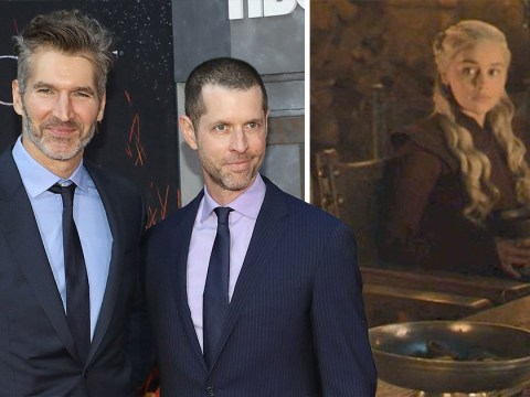Game Of Thrones' David Benioff and DB Weiss break silence on infamous coffee cup scene