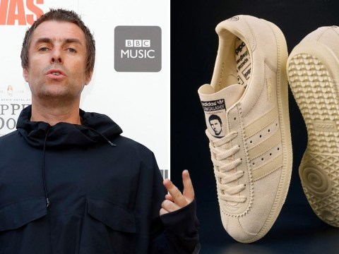 Fans flog Liam Gallagher's trainers for £1,000 after sell-out shoe crashes Adidas website
