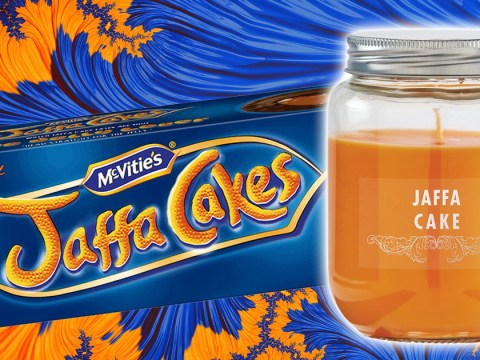 Aldi launches range of Bake Off dessert inspired candles – and there's a Jaffa Cake one