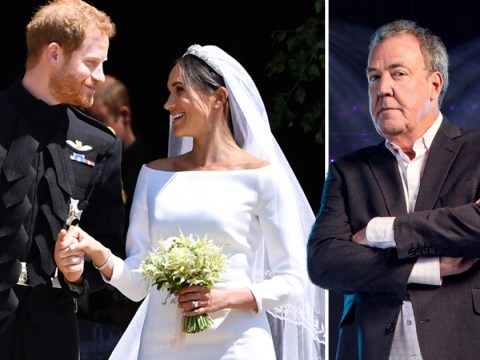 Jeremy Clarkson tells Meghan Markle to 'get a grip' and 'stop crying' after quitting royal life