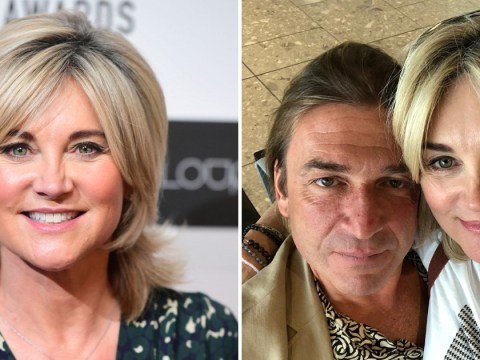 Who is Anthea Turner's new fiancé Mark Armstrong?