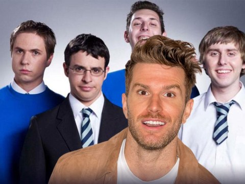 Joel Dommett was almost one of the original four members of The Inbetweeners and imagine what could have been