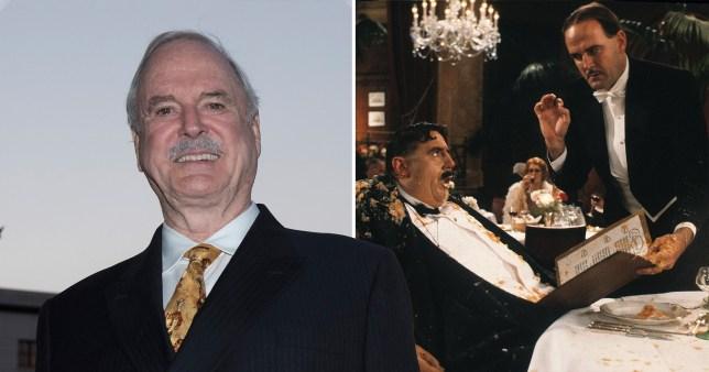 John Cleese think the UK has deserted Monty Python