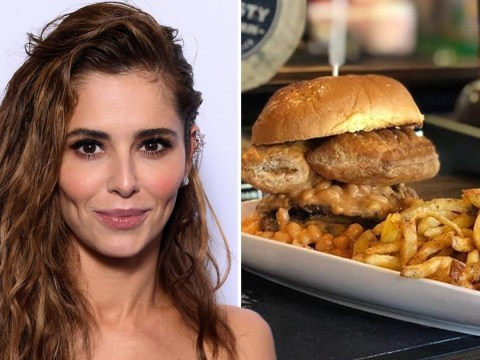 Pub at war with Greggs over sausage roll in 'offensive' Cheryl Cole burger