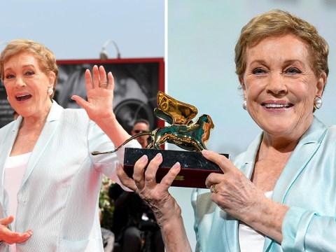Julie Andrews is deserving winner of Lifetime Achievement Award in Venice
