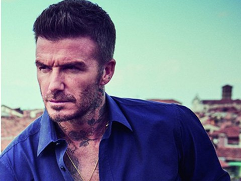 David Beckham channels James Bond as talks sacrifices to live your dreams and what that takes