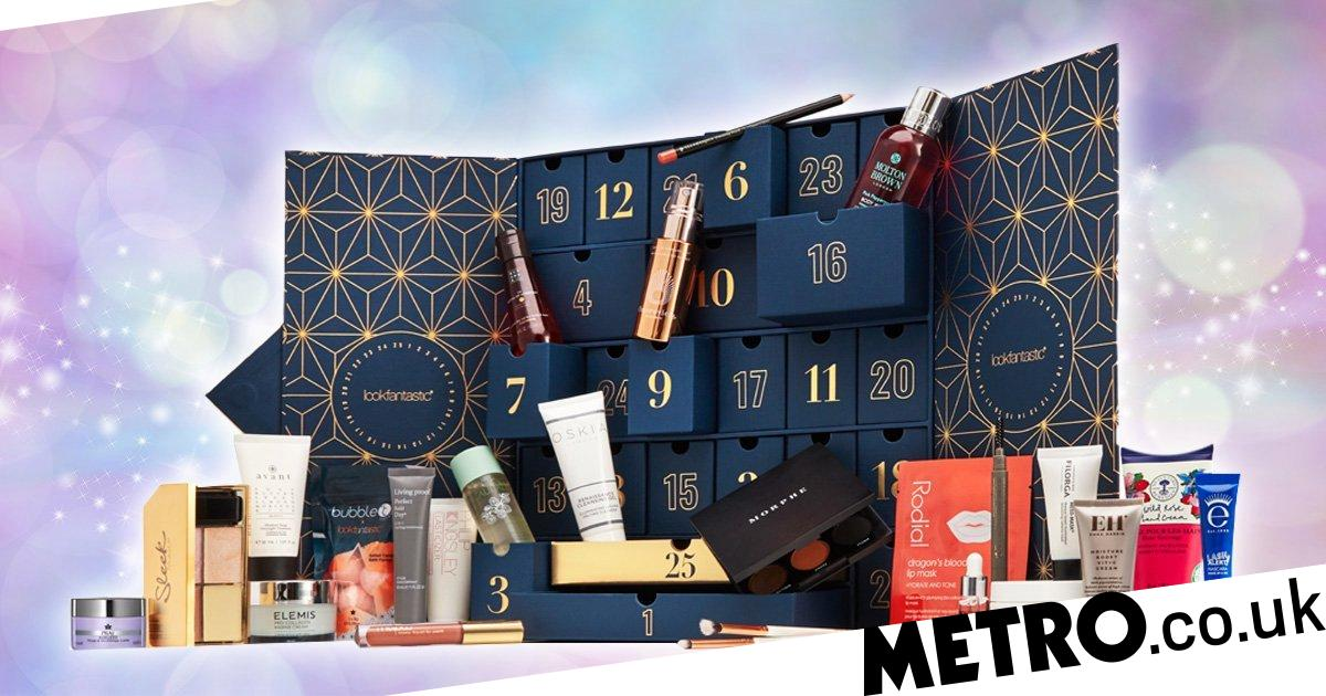 everything in the 2019 lookfantastic advent calendar. Black Bedroom Furniture Sets. Home Design Ideas