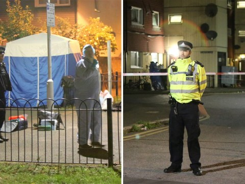 Teenager dies in street after being stabbed during fight in east London
