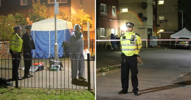 The Best Way To Fight With Teenager >> Stratford Stabbing Teenager Knifed To Death In East London
