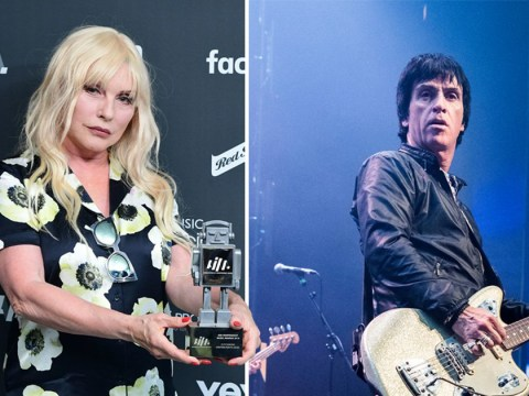 Inside the AIM Awards 2019 as Debbie Harry and Johnny Marr win big
