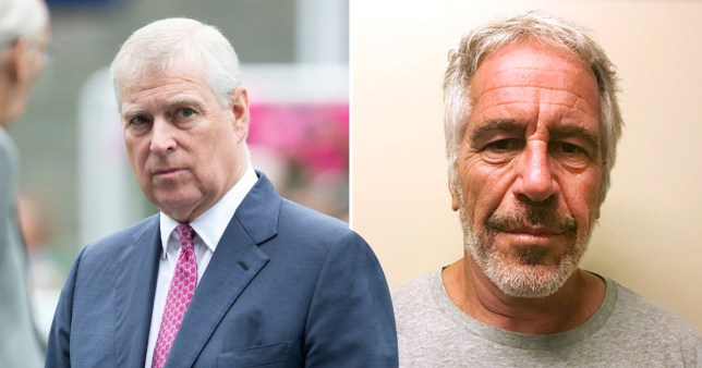 Prince Andrew cancels N Ireland engagements over Epstein scandal