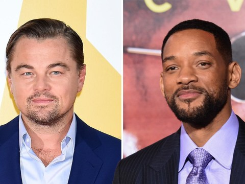 Leonardo DiCaprio and Will Smith team up to save Amazon rainforest with trainers