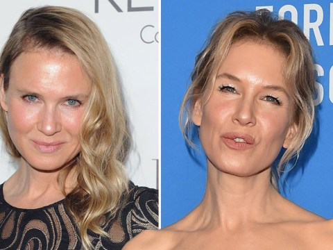 Renée Zellweger hits back at judgement over plastic surgery rumours: 'It makes me sad'