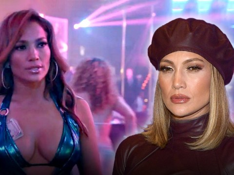 Jennifer Lopez says 'dancing naked' in front of 300 extras for Hustlers was 'liberating'