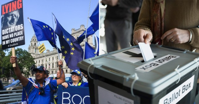 How to register to vote. Images of a ballot box