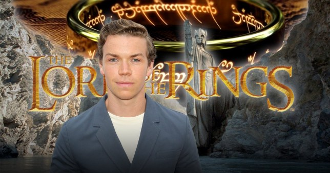 Will Poulter Amazon's Lord of the Rings