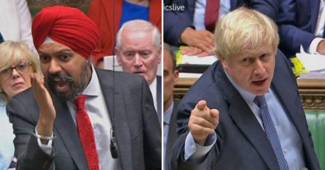 Sikh MP Tan Dhesi slams Boris Johnson's 'pathetic' response