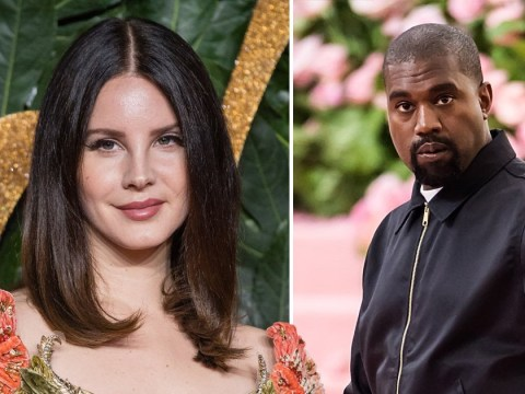 Lana Del Rey calls out Kanye West's 'reckless' support for President Donald Trump
