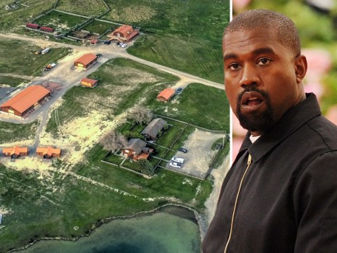 Kanye West takes one step closer to living his dream as he buys $14million Wyoming ranch