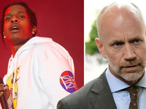 A$AP Rocky's lawyer 'shot in head and chest' in Sweden