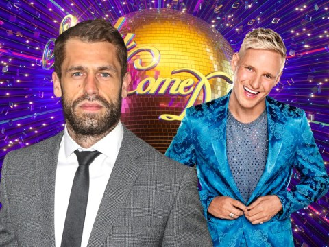 Strictly Come Dancing's Kelvin Fletcher felt 'guilty' about replacing Jamie Laing after injury