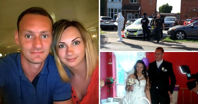 Kiril Nemcev, 31, and Lana Nemceva, 33, were found dead at their home on Wednesday