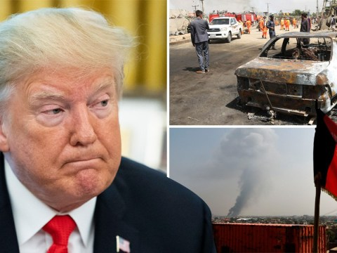 Donald Trump cancels planned meeting with Taliban after bombing killed US soldier