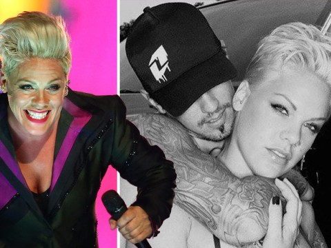 Pink's husband Carey Hart shares emotional tribute as she turns 40: 'You're more beautiful than ever'