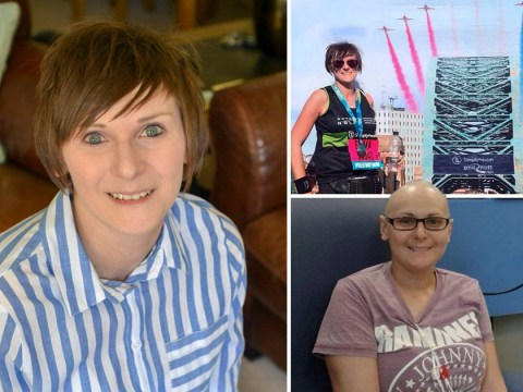Cancer sufferer who planned her own funeral completes Great North Run