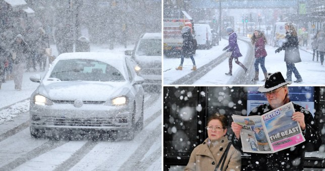 Brits should prepare homes now for 'worst winter in decades'