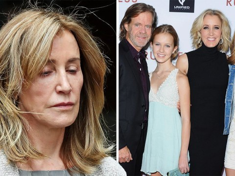Felicity Huffman's relationship with daughters 'exploded' after the college admissions scandal