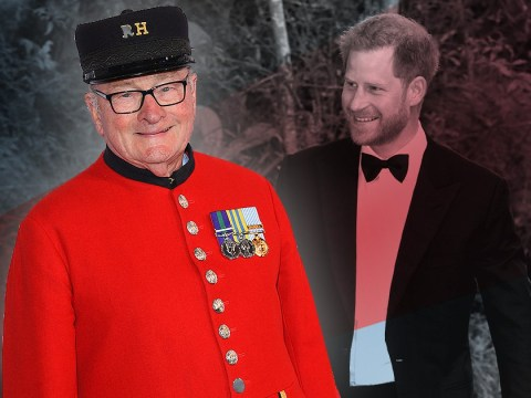 Britain's Got Talent winner Colin Thackery wants Prince Harry and Meghan Markle to be 'left alone'