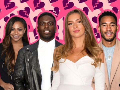Love Island stars explain what break ups in public eye are like – get your tissues out