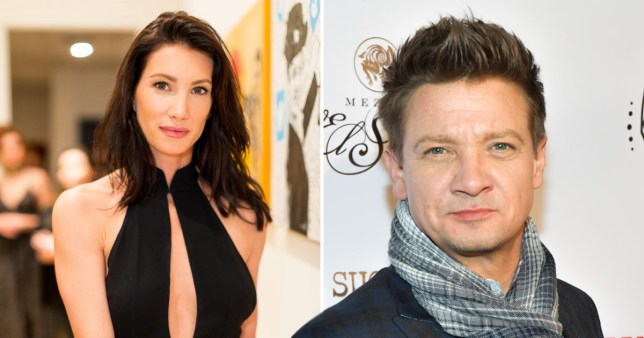 Jeremy Renner and ex-wife Sonni Pacheco