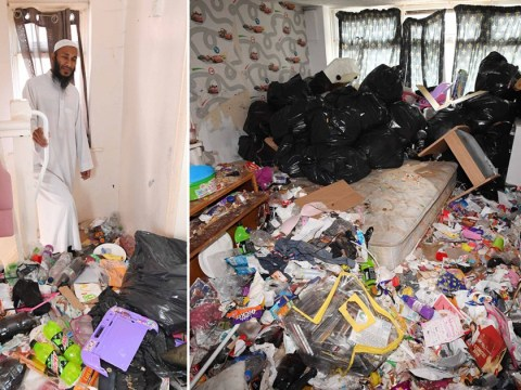 Mother from hell kept kids among piles of rotten food and human faeces
