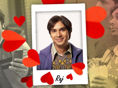 The Big Bang Theory: Would you be Raj's perfect match in his quest for love?