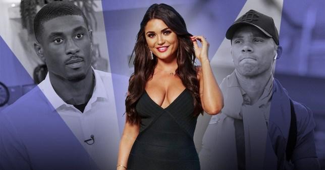 Love Island's India Reynolds denies cheating on Ovie Soko with Kieran Gibbs
