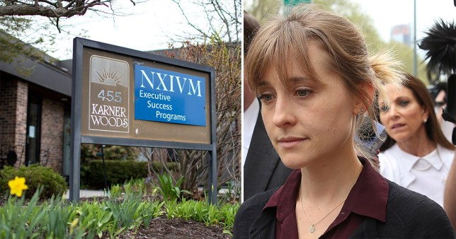 Allison Mack NXIVM