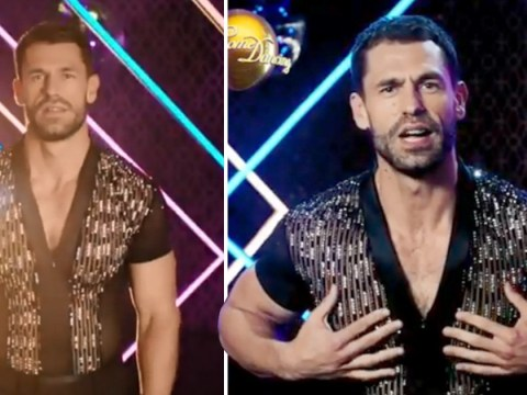 Strictly Come Dancing drops first look at Jamie Laing's replacement Kelvin Fletcher in glitzy video