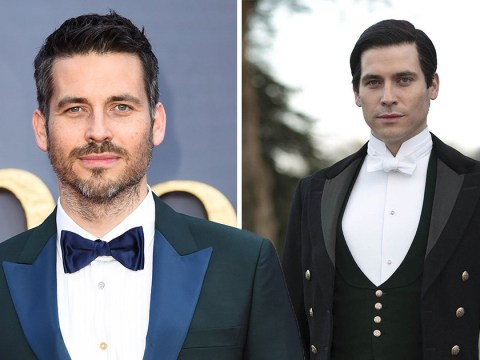 Downton Abbey's Rob James-Collier reveals reaction to 'horrific' gay storyline