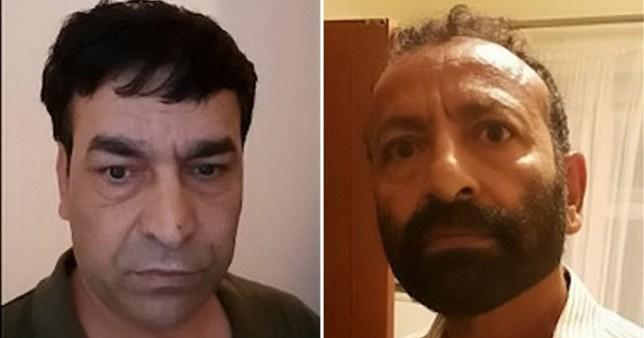 Afghan nationals Darya Khan Safi, 49, Mohammed Patman, 54 who were arrested in UK and face extradition to Slovakia for plotting to kidnap and murder Patman's 25-year-old daughter