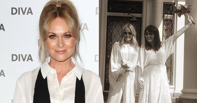 michelle hardwick marries kate brooks