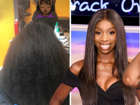 It isn't fair for us to expect celebrities like Love Island's Yewande Biala to rock their natural hair at all times