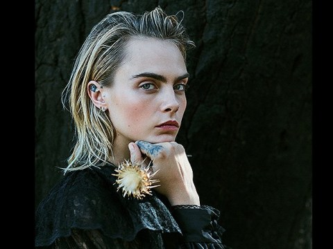 Cara Delevingne says Harvey Weinstein told her she'd 'never make it as a gay woman' in Hollywood
